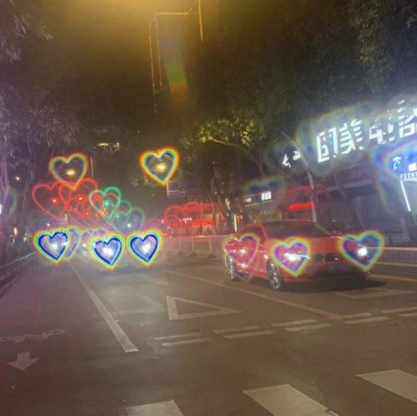 Screenshot 7 237ff975 0704 41e7 8b17 27102b1b23e6 Lunettes De Diffraction - Effet De Lumière Cœur