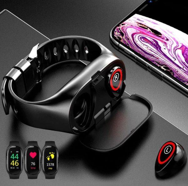 Screenshot 7 4d8a3749 8358 418e b624 b648d9cff959 Montre Connectée Intelligente Avec Écouteurs Bluetooth