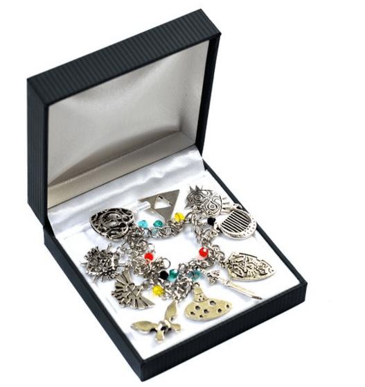 Screenshot 7 5e3b8074 1eb9 4768 8c2f f9cf7cd093f5 Bracelet Amulettes The Legend Of Zelda - Livraison Gratuite !