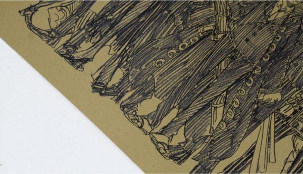 Screenshot 7 6a1cb2fa bdab 45fd bf1a cc55f2e23a34 Stickers Muraux One Piece En Papier Vintage - Livraison Gratuite !