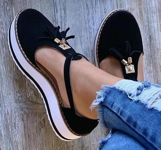 Chaussures Ouvertes Tendances 2020 Minute Mode Noir 38