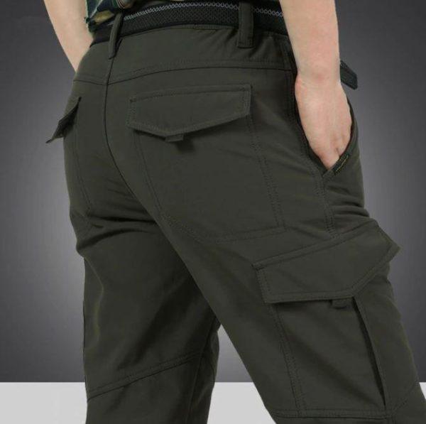 Pantalon Tactique Pour Hommes Et Femmes Raton Malin Vert armé XXXL