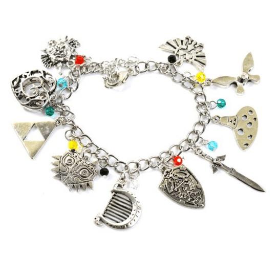 Screenshot 8 18b4c9b7 ad6b 4264 96d6 4f0249384cea Bracelet Amulettes The Legend Of Zelda - Livraison Gratuite !