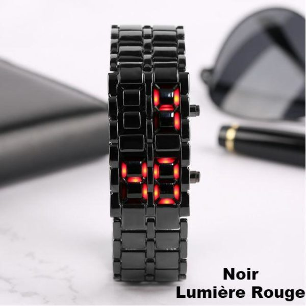 Screenshot 8 66316430 8c53 4b5f 935b 25fc77d10b41 Montre - Bracelet 2 En 1