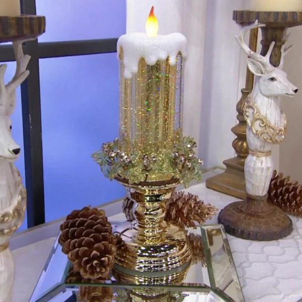 Screenshot 8 90637ff5 4fb0 4d20 84d4 ff1327a5f019 Bougie Led Rechargeable - Décoration De Noël
