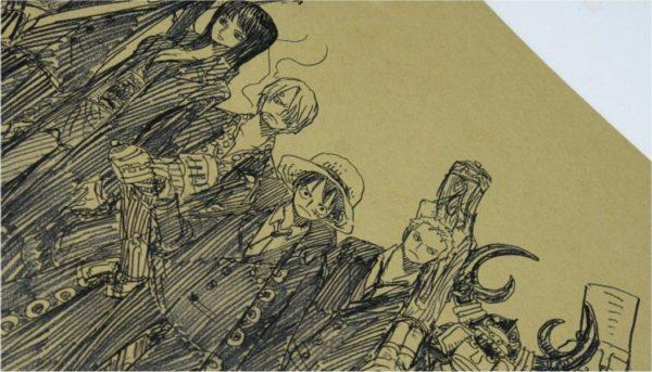 Screenshot 8 efd5fa0e caa5 4bbc b363 5c6c68002a71 Stickers Muraux One Piece En Papier Vintage - Livraison Gratuite !