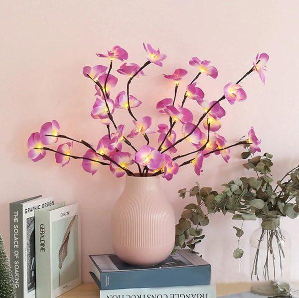 Screenshot 8 f5162705 42eb 493c 99c1 e284ab10396a Branche D'orchidée Lumineuse Led