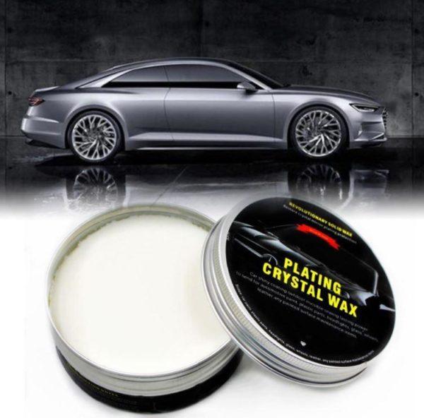 Cire De Protection Pour Voiture - CrystalWax™ Flash Ventes Blanc