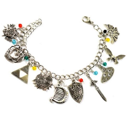 Screenshot 9 8b79ff54 5c40 4b9e 935d 90eedf9dc878 Bracelet Amulettes The Legend Of Zelda - Livraison Gratuite !