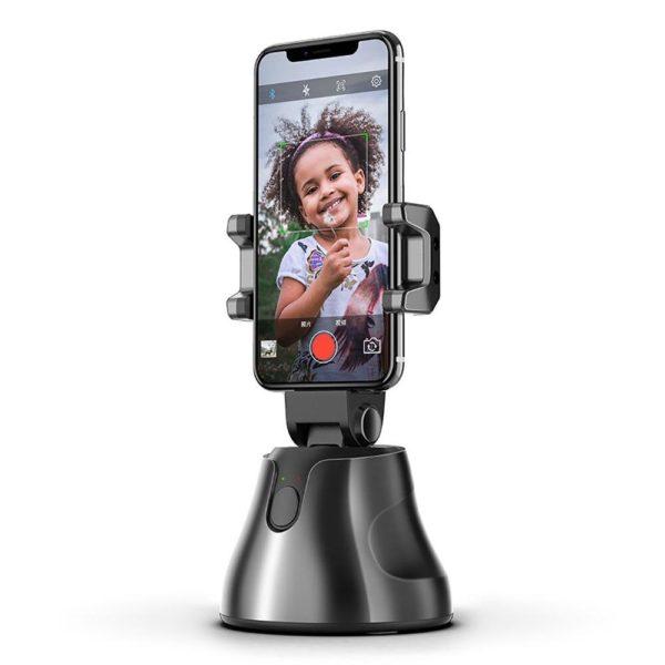 Stabilisateur Smartphone - EasyPic™ Raton Malin Noir