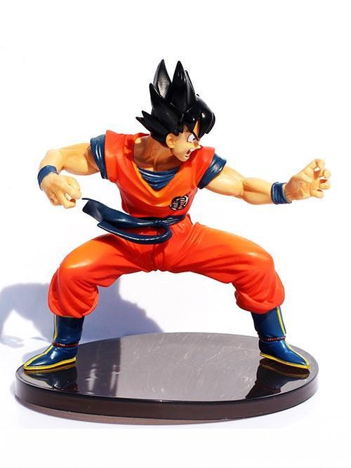 The Monkey King Goku 3 Figurine San Goku (15Cm) Dragon Ball Z - Livraison Gratuite !
