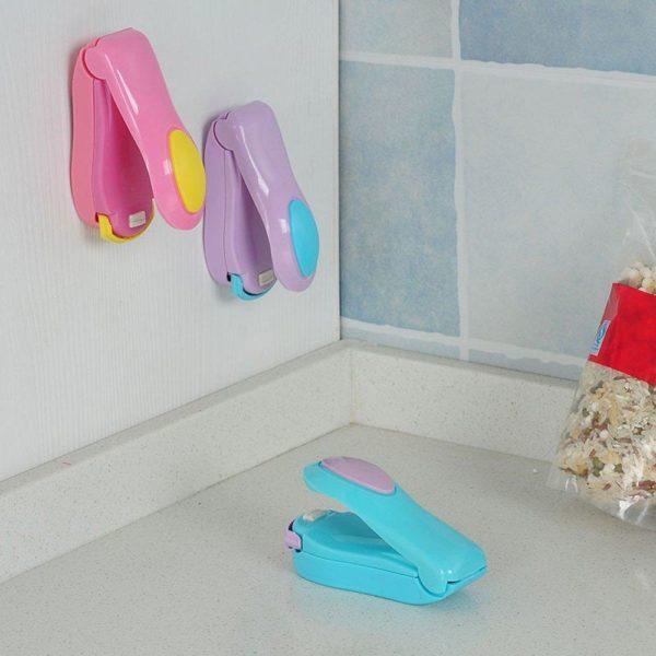 Thermosoudeuse Un Mini Scelleur Compatible Avec Tous Les Sac Plastiques
