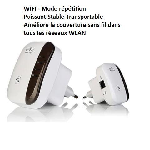 UE3 Amplificateur Wifi