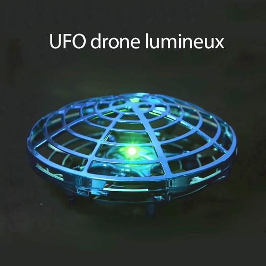 Le Tout Premier Ufo Drone Spécialement Conçu Pour Les Enfants !