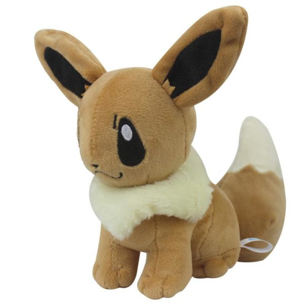Vente chaude 20 cm Doux En Peluche Jouets En Peluche Mignon Pokemon Jouets En Peluche pour Peluche Evoli Pokemon Go 20 Cm - Livraison Gratuite !