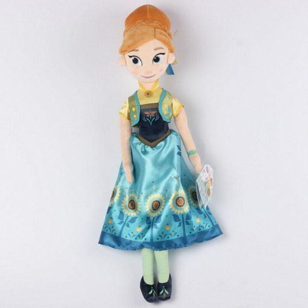 Vente chaude de haute qualite bebe jouet en peluche jouet Snow Queen princesse poupee 40 cm 1 2b39eb25 2fd6 4609 a715 3c0cc0ba0319 Peluche La Reine Des Neiges 40 Cm (2 Modèles) - Livraison Gratuite !