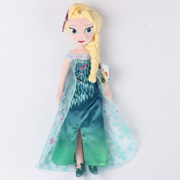 Vente chaude de haute qualite bebe jouet en peluche jouet Snow Queen princesse poupee 40 cm 77143d66 e913 428c ab97 3a144a9077d1 Peluche La Reine Des Neiges 40 Cm (2 Modèles) - Livraison Gratuite !