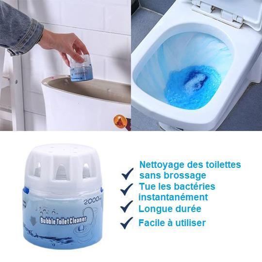 W8 Nettoyant Automatique Pour Toilettes