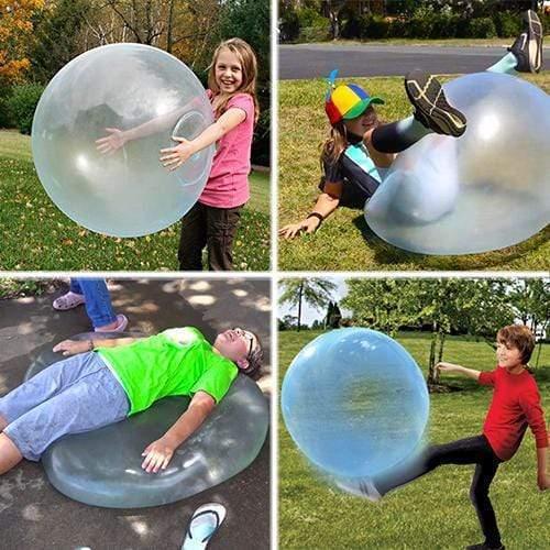 Wubblebullegeante La Bulle Magique Bubble Ball Pour Vos Activités