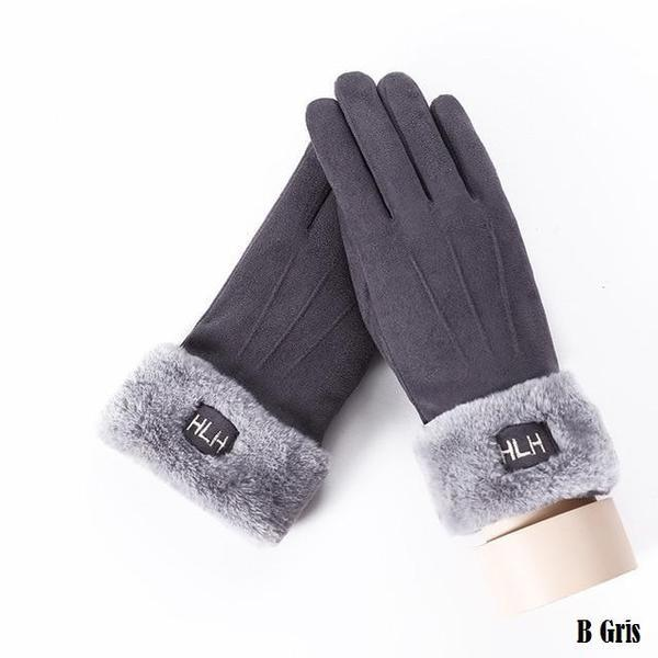 a111 Gants D'hiver Ecran Tactile Pour Femmes