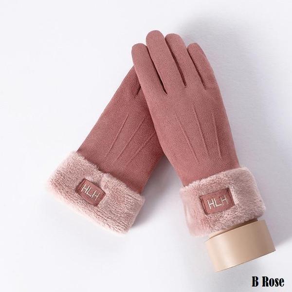 a118 Gants D'hiver Ecran Tactile Pour Femmes