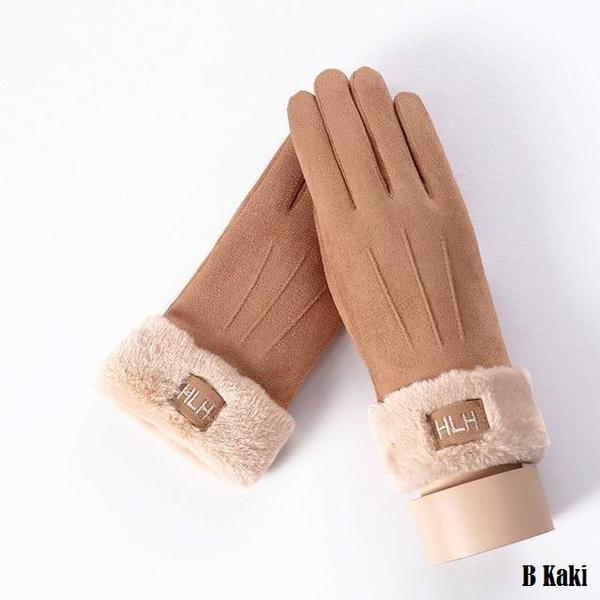 a125 Gants D'hiver Ecran Tactile Pour Femmes