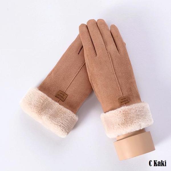 a127 Gants D'hiver Ecran Tactile Pour Femmes