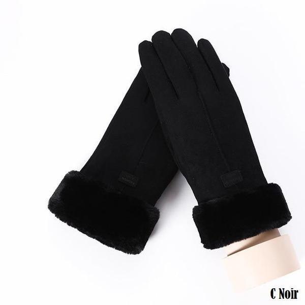 a131 Gants D'hiver Ecran Tactile Pour Femmes
