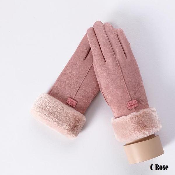a132 Gants D'hiver Ecran Tactile Pour Femmes