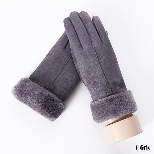 a141 Gants D'hiver Ecran Tactile Pour Femmes