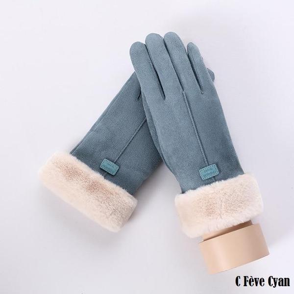 a147 Gants D'hiver Ecran Tactile Pour Femmes