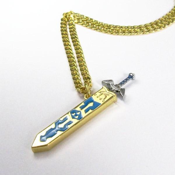 a1 bf19d0ad 5169 410c a04f 0f6c698bf695 Collier Pendentif Épée Zelda