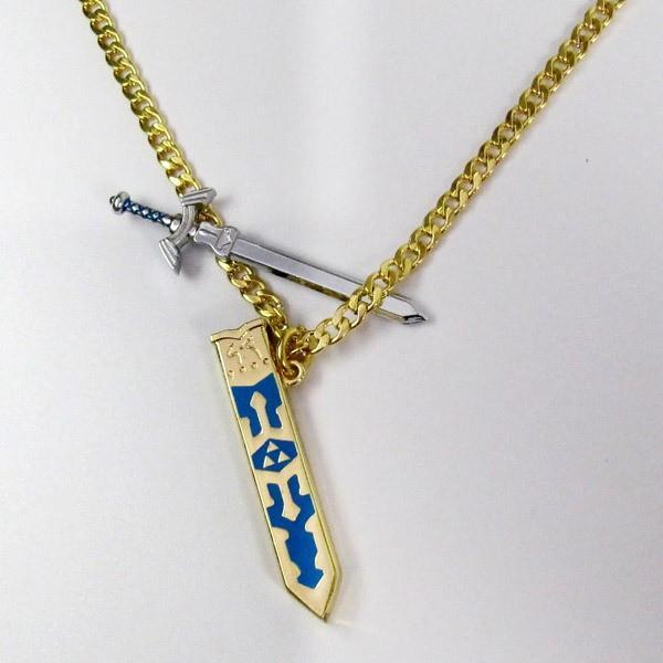 a4 569a9375 62b2 490c 959a 9476f66233ae Collier Pendentif Épée Zelda