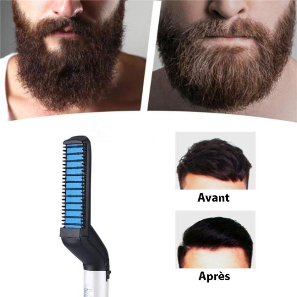 adoucir barbe 1 ee8fc266 d1ed 42a7 a8d2 795a2aaa60aa Lisseur Barbe, La Meilleure Offre Pour Un Entretien Optimum