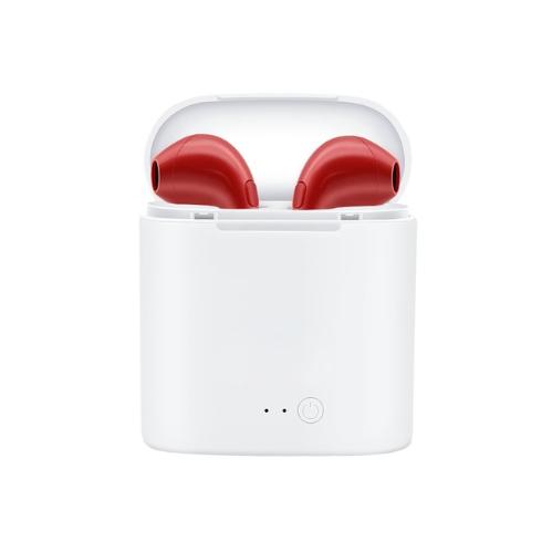 airpods rouge 2048x e97dbcb0 0cc2 42c8 8672 fbe143a0bafe Ecouteurs Pour Iphone Sans Fil Mode Bluetooth