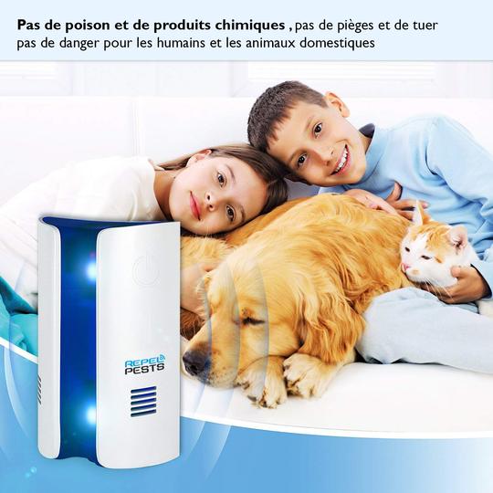 antimoustiquetigreefficace Le Répulsif Ultrason Anti-Moustiques Tigres Pour Votre Maison