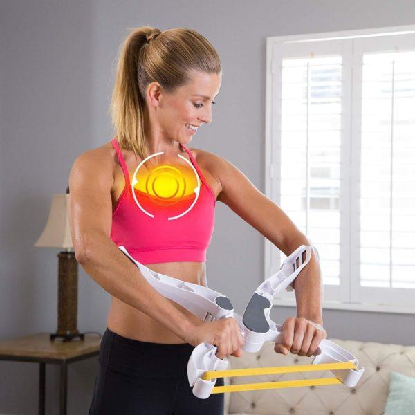 appareil pour tonifier les bras Wonder Arms : L'appareil Pour Muscler Les Bras Et Dessiner Le Haut Du Corps !