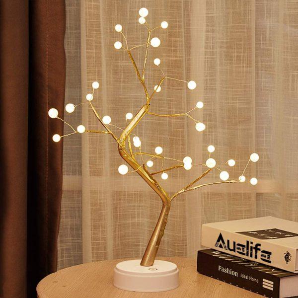 arbrelumineuxled f569c5e8 8b9e 460a a9ec df9209a282b9 Arbre Lumineux - Objet De Décoration