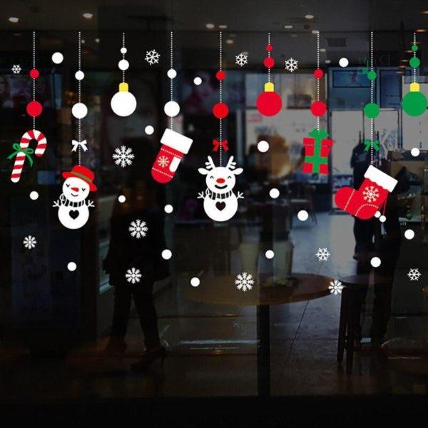 autocollantdenoelpourfenetre ddae66e8 5719 4fa5 8a22 a901418fdcae Stickers De Noël Pour Fenêtres