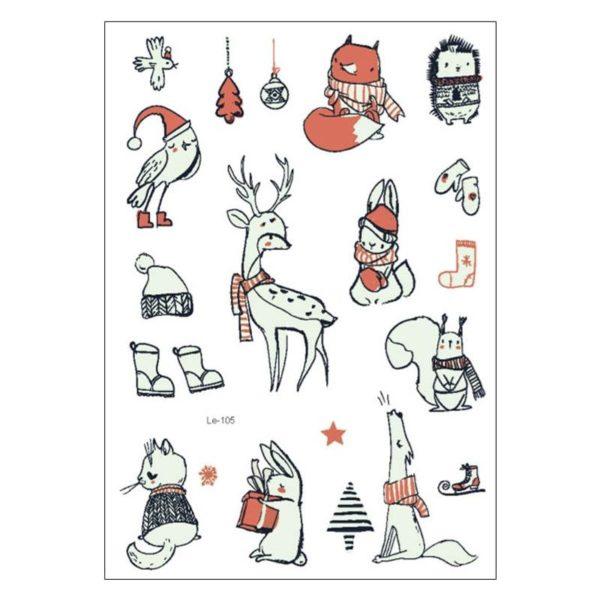 autocollantfenetrenoel 011034c0 6150 43c3 b2d0 6083c05e7c19 Stickers De Noël Pour Fenêtres