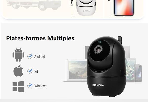b6 Caméra De Surveillance Ingénieuse