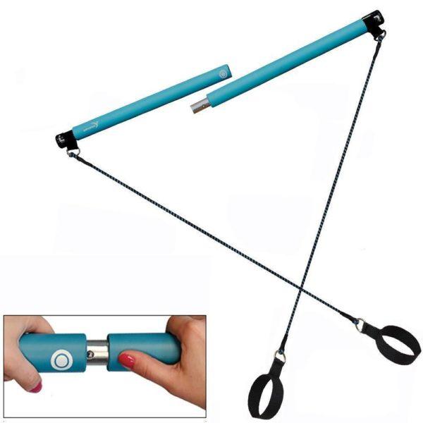barreelastiquemusculation L'accessoire Long Lean Pour Un Corps Parfait