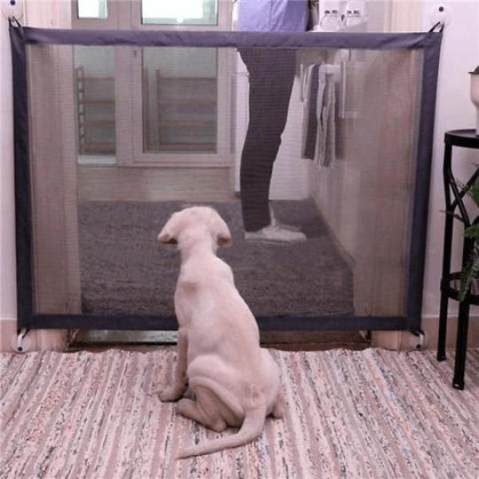 barriere pour chien La Barrière Pour Chien Extensible