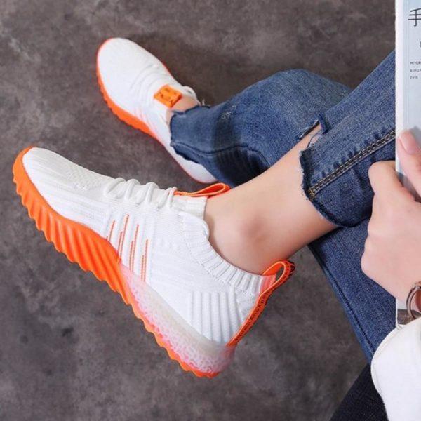 basketlegerefille Les Baskets Légères Pour Femme Yezy Modernes Et Colorées