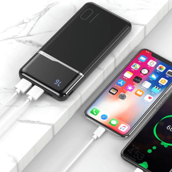 batterie externe power bank 9606fa78 ef5b 4fba 94ce 3005a36a780f Batterie Externe 10000Mah , L'offre Pas Cher Pour Un Chargement Rapide