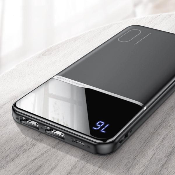 batterie secours Batterie Externe 10000Mah , L'offre Pas Cher Pour Un Chargement Rapide