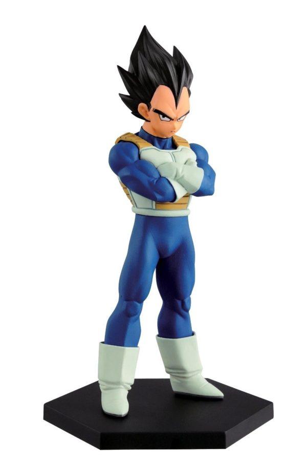 bg Figurine Vegeta (15Cm) Dragon Ball Z - Livraison Gratuite !