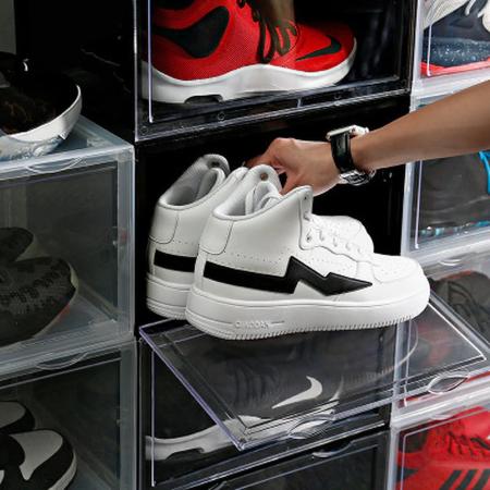 boiteachaussures Le Rangement Boîte À Chaussures Pratique Pour Votre Intérieur