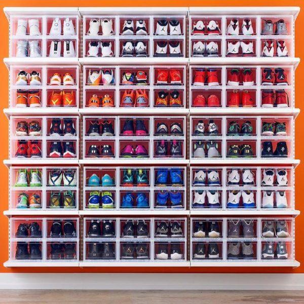 boitederangementchaussure Le Rangement Boîte À Chaussures Pratique Pour Votre Intérieur