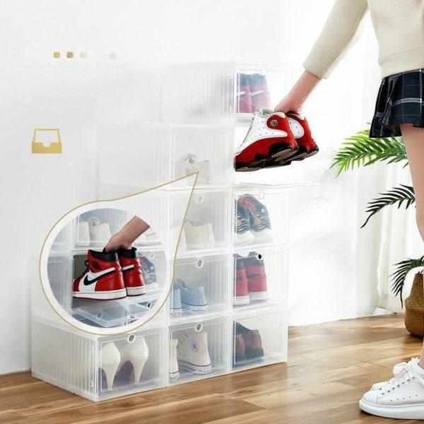 boiterangementchaussures Le Rangement Boîte À Chaussures Pratique Pour Votre Intérieur